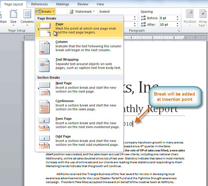 How To Insert Vertical Line In Word For Resume
